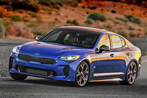 2018 Kia Stinger Gt 3.3t Rwd One Week Review