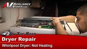 Whirlpool  Maytag Dryer Repair