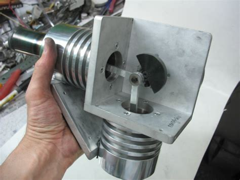 Модель двигателя Стирлинга