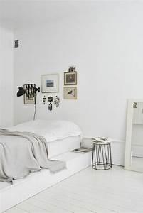 Bett Ohne Füße : bett ohne kopfteil 33 beweise dass bettkopfteile nicht obligatorisch sind ~ Indierocktalk.com Haus und Dekorationen