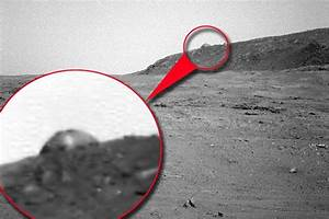 Is this Mars 'alien dome' proof of an ancient civilisation ...
