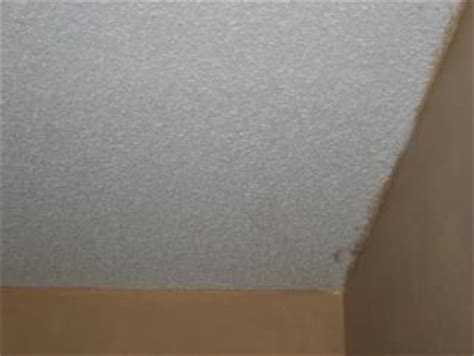 Not All Popcorn Ceilings Contain Asbestos by Safety Archive Fairbairn Inspection Services