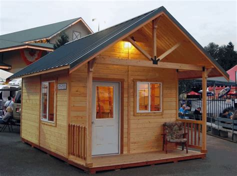 The Most Awesome Design Of 8x12 Tiny House For Your Best