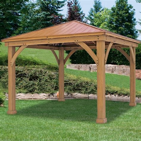 Gazebo Costo 15 Ideas Of Cedar Gazebo Costco