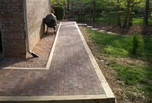 Paver Patio Ideas Diy by Walkways Amp Patios Welcome To Brady Landscapes