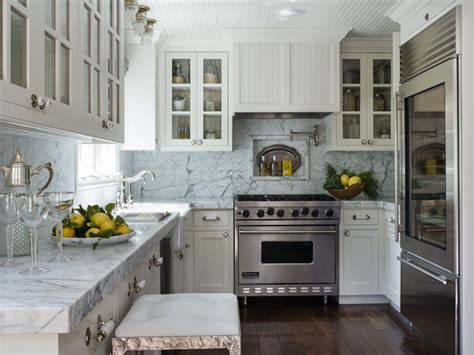 Timeless White Kitchen  Traditional  Kitchen  San