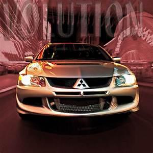 Mitsubishi Lancer Evolution 8   Repair
