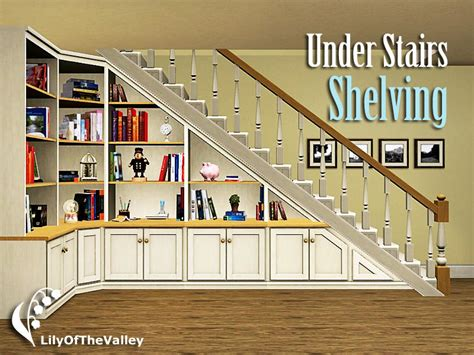 Add A Shelf To A Cabinet by Lilyofthevalley S Under Stairs Shelving