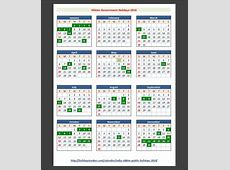 sikkim govt 2019 Calendar printable 2018 Download 2017