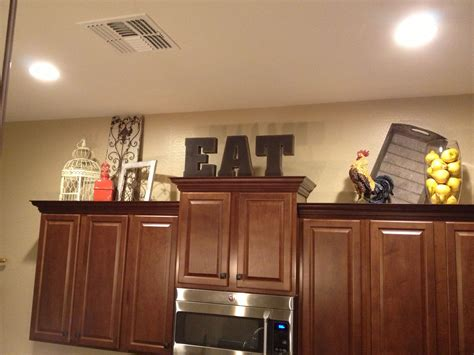 decorating ideas for above kitchen cabinets above cabinet shabby chic decor diy shabby
