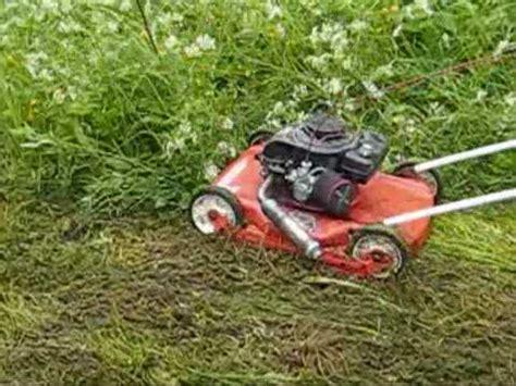 Tuned Lawnmower 150cc Youtube