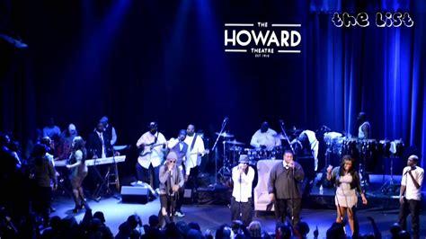 Backyard Band Dmv Honors Big G Howard Theatre Pt 4