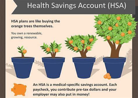 advantages   health savings account hsa