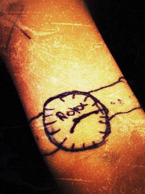 Tatuaggio Sul Polso Interno by Tatuaggio Sul Polso Interno Notare Quanto Segue Bagno90