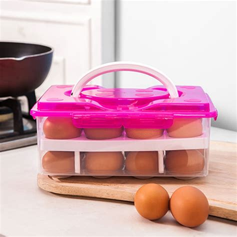 kitchen egg storage egg container free shipping worldwide 1595