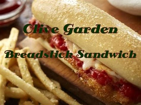 olive garden review olive garden meatball breadstick sandwich review