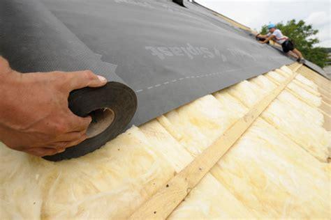isolation toiture par l ext 233 rieur infos sur l isolation des toitures