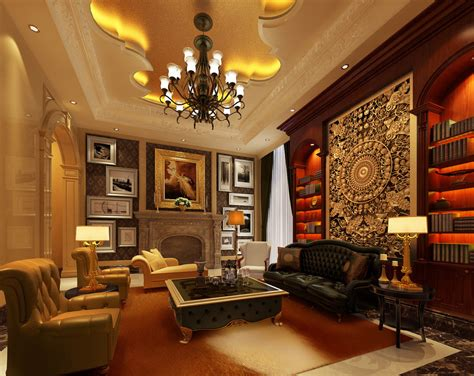 Luxury Living Room Pictures