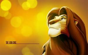 Lion King Simba Wallpaper - WallpaperSafari