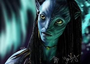All My Stuff's Here Anyways: Ecofeminism in Avatar  Avatar