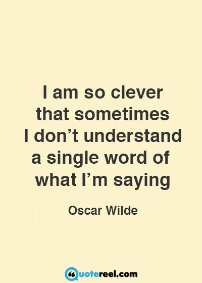 Clever Quotes Quotereel