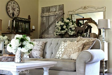 Chic Living Room Makeover Fit Country by Living Room Makeover Indoor Decor Living Room Decor