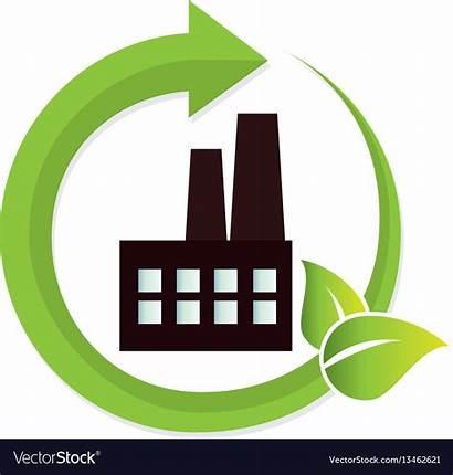 Factory Icon Building Vector Royalty Alamy