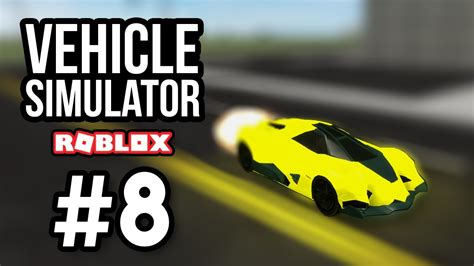 fastest car   game roblox vehicle simulator