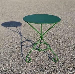 Petite Table Ronde De Jardin : best petite table de jardin ancienne en fer photos ~ Dailycaller-alerts.com Idées de Décoration