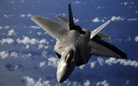 F-22 Wallpapers