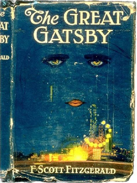 83 Years Of Great Gatsby Book Cover Designs A Photo Gallery  Open Culture