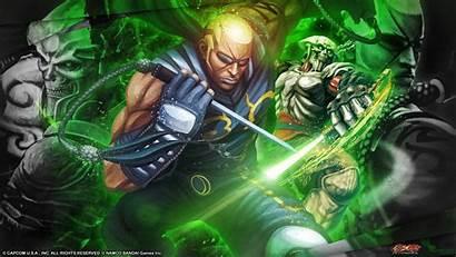 Tekken Raven Yoshimitsu Tag Tournament Wallpapers Fighter