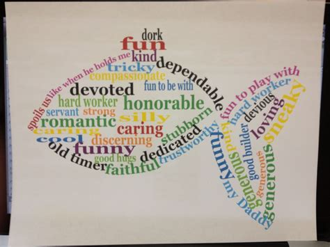 words to describe color print for my s 60th bday every color is words to