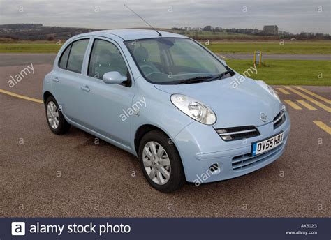 Nissan Small Car by Nissan Micra Stock Photos Nissan Micra Stock Images Alamy
