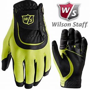 Wilson Staff Fit All Mens One Size Fits All Golf Glove