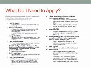 how to apply to medicaid With what documents do i need for a passport