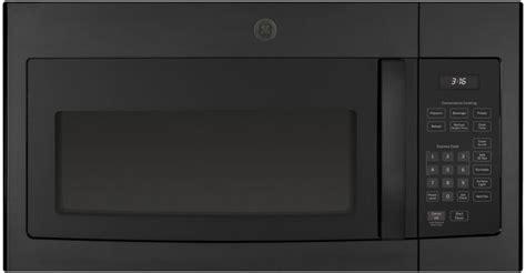 ge   range microwave oven black jvmdfbb dick van dyke appliance world