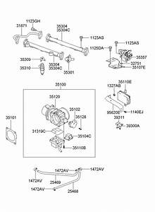 353573b011 - Hyundai Sensor