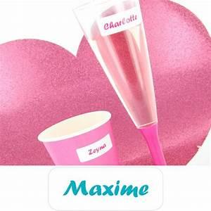Autocollant Marque : etiquette marque verre autocollant ou marque place mariage ~ Gottalentnigeria.com Avis de Voitures