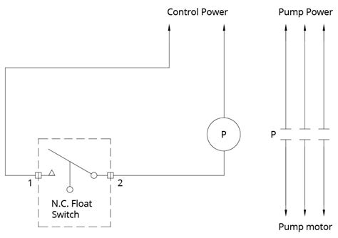 Wiring A Switch To An Schematic by Float Switch Installation Wiring And Diagrams Apg
