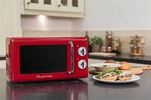 Mikrowelle Rot Retro : russell hobbs rhretmm705r retro rot kompakte manuelle mikrowelle mikrowelle kaufen abc ~ Eleganceandgraceweddings.com Haus und Dekorationen