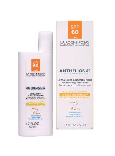 la roche posay anthelios 60 ultra light sunscreen fluid la roche posay anthelios spf 50 lip stick 3 ml mayanka