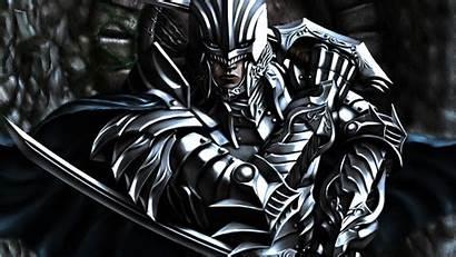 Sabre Fantasy Fondos Pantalla Armadura Helmets Warriors