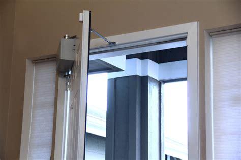 ez access concierge residential automatic door opener door