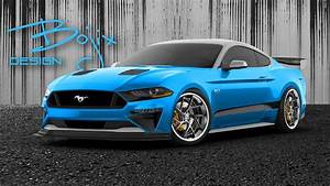 Five Custom 2018 Ford Mustang Coupes Headed to SEMA - Motor Trend Canada