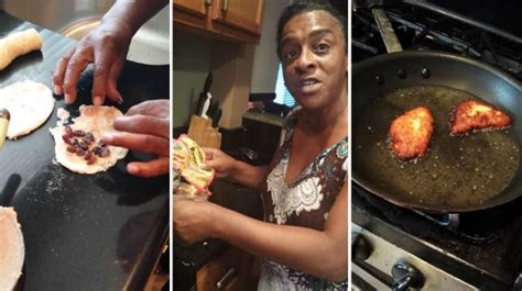 Cooking with Foul Mouthed Auntie Fee Video Goes Viral on
