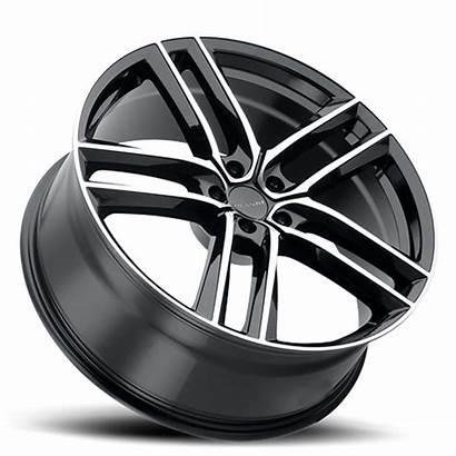 Clutch Milanni Wheels Machined Wheel Lug Gloss
