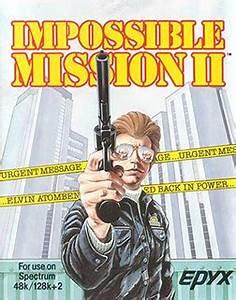 Impossible Mission II Wikipedia
