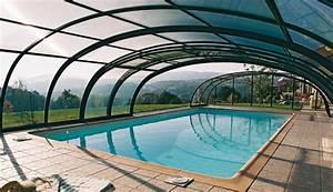 piscine couverte avantages et materiaux ooreka With prix piscine enterree couverte