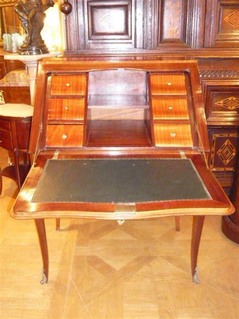 bureau dos d 穗e bureau dos d 39 âne de style louis xv antiquités christophe rochet